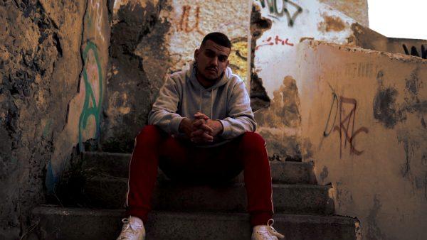 El rapero canario Wos Las Palmas publicará próximamente su primer LP. Foto: twitter @WosUGC